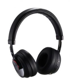 REMAX RB-500HB Bluetooth Headphone With Microphone - Black