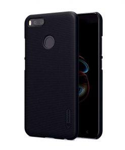 Nillkin Xiaomi Mi 5XA1 Super Frosted Shield Back Case - Black
