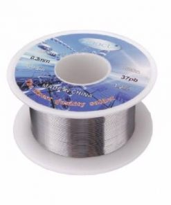 Soldering Lead 0.3mm Tin Wire Roll