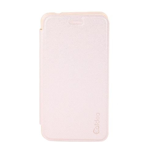 Flip Cover Case for Huawei Y5 (2017) - Rose Gold