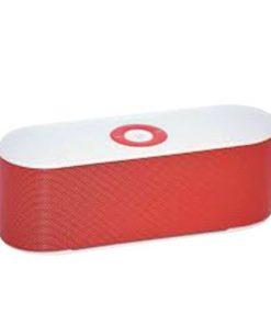 S207 - Wireless Bluetooth Speaker - Red