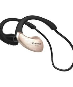 Awei A885BL Water-Proof Wireless Sports Headphone – Gold