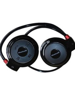 Bluetooth Wireless Headphones Mini 503 - Black