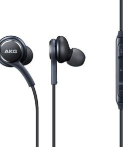 Samsung Headset for Samsung Galaxy S8 S8+ and All Samsung Phones - Black