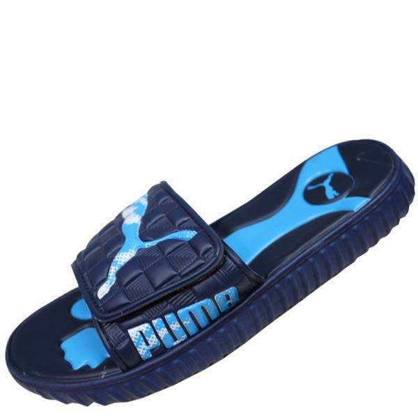 Puma Men's Navy Blue Very Soft Summer Slipper