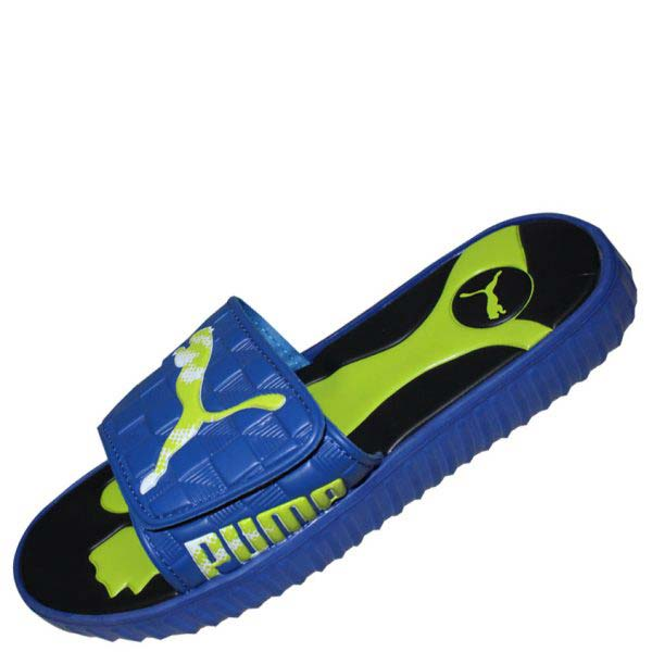 Puma Men's Blue Very Soft Summer Slipper