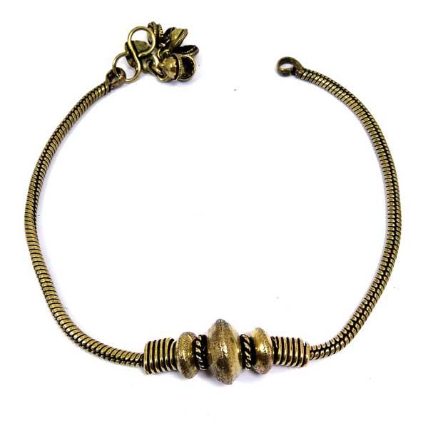 প্রাচীন ঝুনঝুনি ডিজাইনের পায়েল (১ পিস)