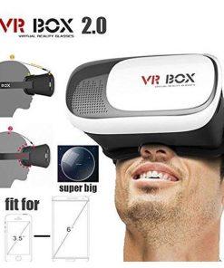 3D গ্লাস ভার্চুয়াল রিয়ালিটি বক্স 2.0