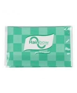 Rainbow পেস্ট নরম ওয়ালেট টিস্যু (১০ প্যাকেট)