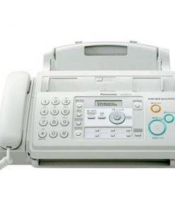 Panasonic প্লেইন পেপার ফ্যাক্স মেশিন KX FP701