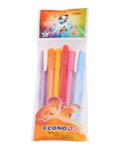 Econo Exam Refillable পেন (১৮ পিস)