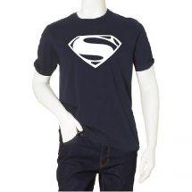 ছেলেদের Super Man গোল গলা হাফ হাতা কটন টি-শার্ট