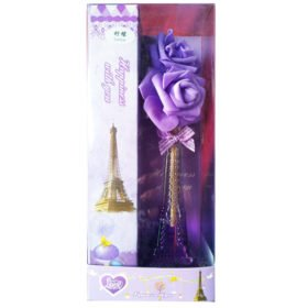 Happiness With You বেগুনী আইফেল টাওয়ার Valentine's Day Gifts