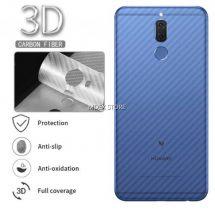 Note 9 3D ক্লিয়ার কার্বন ফাইবার ব্যাক সাইড প্রটেকটর স্টিকার For Samsung Galaxy Note 9