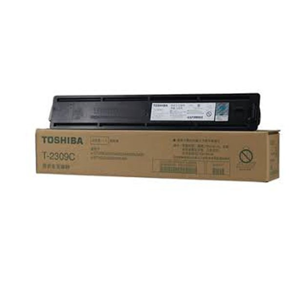Toshiba জেনুইন কপিয়ার টোনার ক্যাট্রিজ T-2309C (কালো)