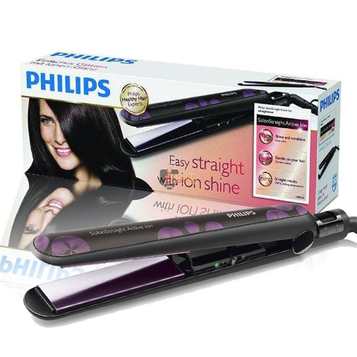 ফিলিপস HP8310 সেলুন Straight Active lon Hair Straightener