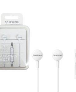Samsung সাদা হাই ডেফিনেশন Ear Buds With Mic HS1303