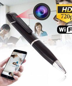 স্পাই ক্যামেরা Pen Wifi IP Camera HD