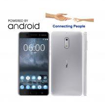 Nokia 6 4GB/64GB অরজিনাল গ্লোবাল Version ব্র্যান্ড নিউ