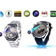 নাইট ভিশন স্পাই ক্যামেরা Watch 32GB With Voice এবং ভিডিও Record