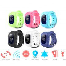 GPS ঘড়ি for Kid's লোকেশন with কানেকশন GPS Tracker Q50