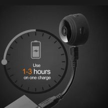 নাইট ভিশন স্পাই ক্যামেরা A9 ম্যাগনেটিক Wifi IP Camera Motion Action