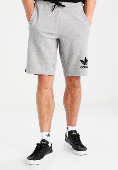 ধূসর Adidas ডিজাইন এক্সপোর্ট কোয়ালিটি শর্টস ফর জেন্টস