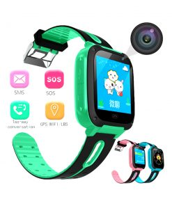GPS Watch BANGWEI Kids GSM APGS LBS GPS Tracker