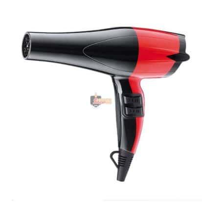 Kemei লাল প্রফেশনাল Hair Dryer KM8893