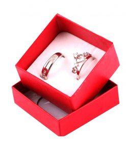 কাপল Finger Ring