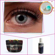 Fresh Look ধূসর 3 tone কালার Contact lense