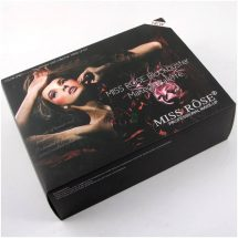 Miss Rose 180 Pcs মেকাপ Cosmetic Box Eyeshadow Blushers Eyebrow Set