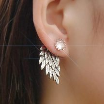 লেডিস Wings Earrings