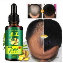 7 Days Hair Growth Care Ginger Essential Nourishing Oil