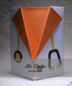 Mr. Doctor Greeting Card