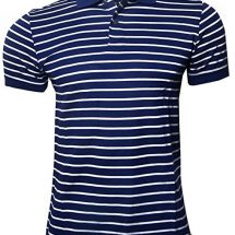 অরজিনাল M&S Branded Yarn Dyed পোলো শার্ট ফর জেন্টস