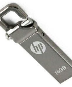 HP স্টীল বডির চাবির রিং স্টাইল ১৬জিবি ইউএসবি পেনড্রাইভ 3.1