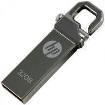 HP স্টীল বডির চাবির রিং স্টাইল ৩২জিবি ইউএসবি পেনড্রাইভ 3.1