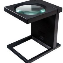 Magnifying Pick Counter Glass with Rule