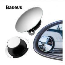 Baseus ২পিস ৩৬০ ডিগ্রী গাড়ির HD Blind Spot Mirror