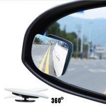 1 Pair উইনিভার্সেল Adjustable ৩৬০ ডিগ্রী car Blind Spot Mirror
