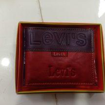 Levi's চামড়ার ওয়ালেট