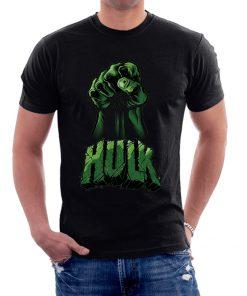 Hulk আকর্ষনীয় হাফ হাতা কটন টি শার্ট