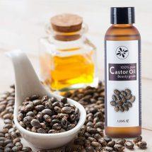 Pure Castor Oil বিউটি গ্রেড - ১২০ মিলি
