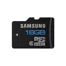 ১৬ জিবি Samsung ক্লাস 10 মাইক্রো এসডি মেমোরি কার্ড