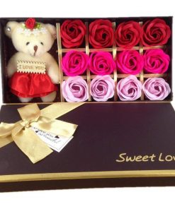 Valentine Day মিষ্টি প্রেমের উপহার হার্ট শেপ গিফট বক্স