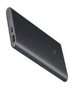অরজিনাল Xiaomi 10000 mAh ডিজিটাল ডিসপ্লে স্টিল বডি পাওয়ার ব্যাংক