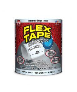 Flex Seal স্বচ্ছ ওয়াটারপ্রুফ ট্যাপ
