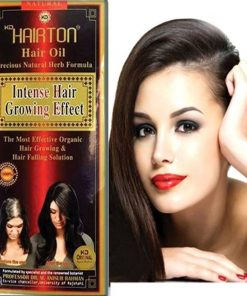 Hairton ইন্টেন্স হেয়ার গ্রোয়িং ইফেক্ট হেয়ার অয়েল ১৫০ মিলি