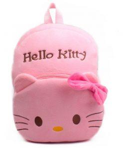 HELLO KITTY Toddler বাচ্চাদের ব্যাকপ্যাক/স্কুল ব্যাগ নরম ও মোলায়েম